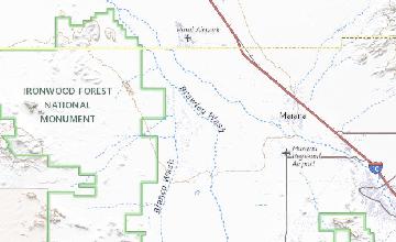 Surficial Geologic Maps Of The Northern Avra Valley Desert Peak Area Pinal And Pima Counties Southern Arizona Picacho Pass Durham Hills Chief Butte Samaniego Hills Red Rock Desert Peak Tortolita Mts