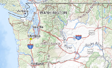 Liquefaction Susceptibility and Site Class Maps of Washington State ...