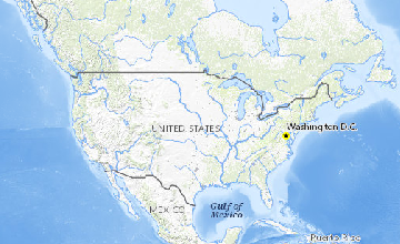 Potential Natural Vegetation of the Conterminous United States ...