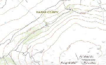 Reconstructing past Hawaiian precipitation using stable