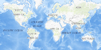 map background