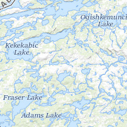 BWCA, Boundary Waters, Online Maps, Kawasachong Lake on map of mn lakes, map of ely lakes, map of minnesota lakes, map of eastern united states lakes, map of gunflint trail lakes,