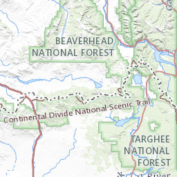 Weather Information Map | Gallatin National Forest Avalanche