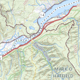 Cascade Locks Fire Map.Arcgis Eagle Creek Fire