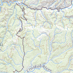 USGS National Map   State of Idaho