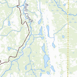 ArcGIS - Florida National Scenic Trail