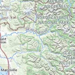 Olympic National Forest - Recreation