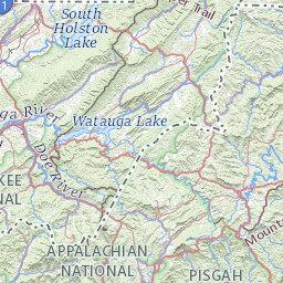 Grandfather Mountain Trail, NC • Hike